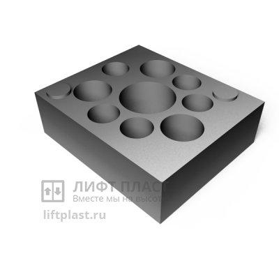 Демпфер блок F01 310 KS2