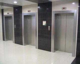 лифт в жилом доме