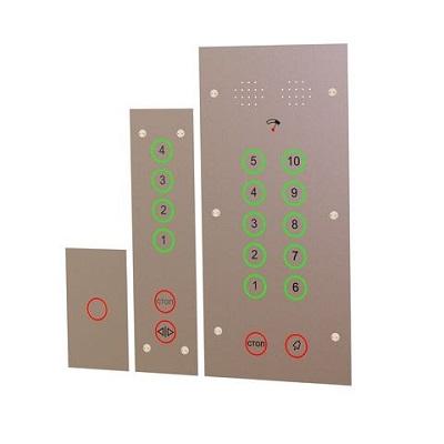 Лифтовые панели
