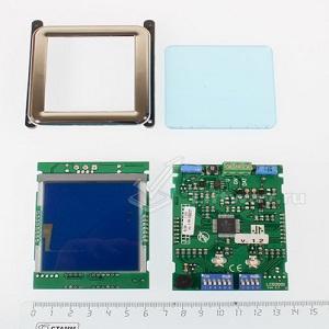 Плата LCD2001 с индикатором кабины