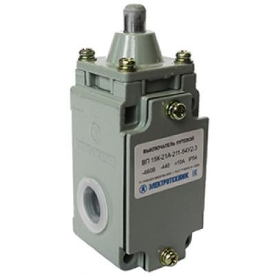 Выключатель путевой ВП15К 21Б211-54У2.8 (толкатель)