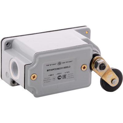 Выключатель путевой ВП16-РГ23Б-231-55 У2.3 Самовозврат