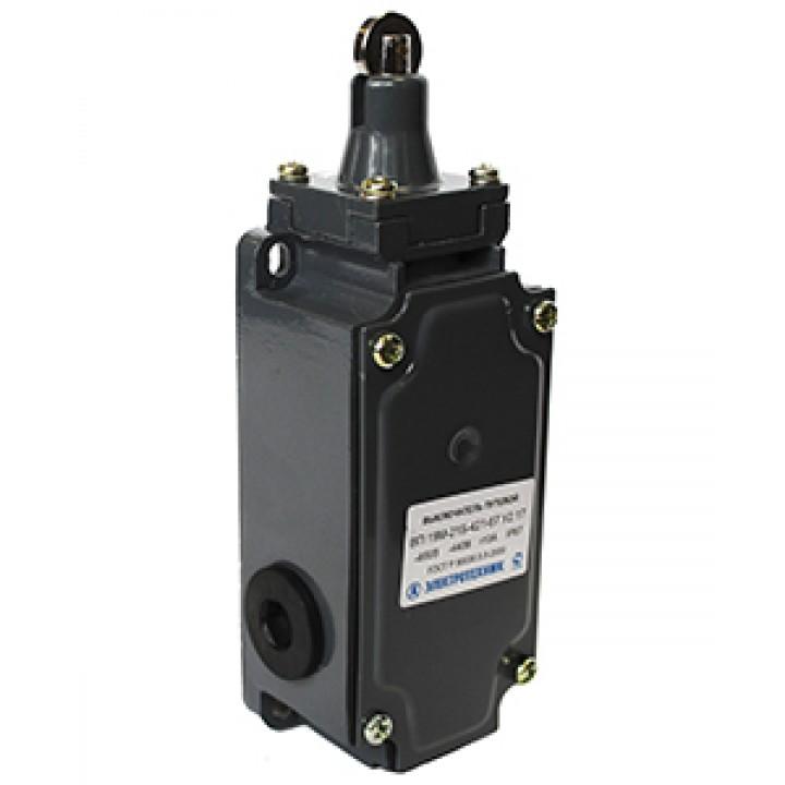 Выключатель путевой ВП19М-21Б-222-65У2.28 Толкатель с роликом